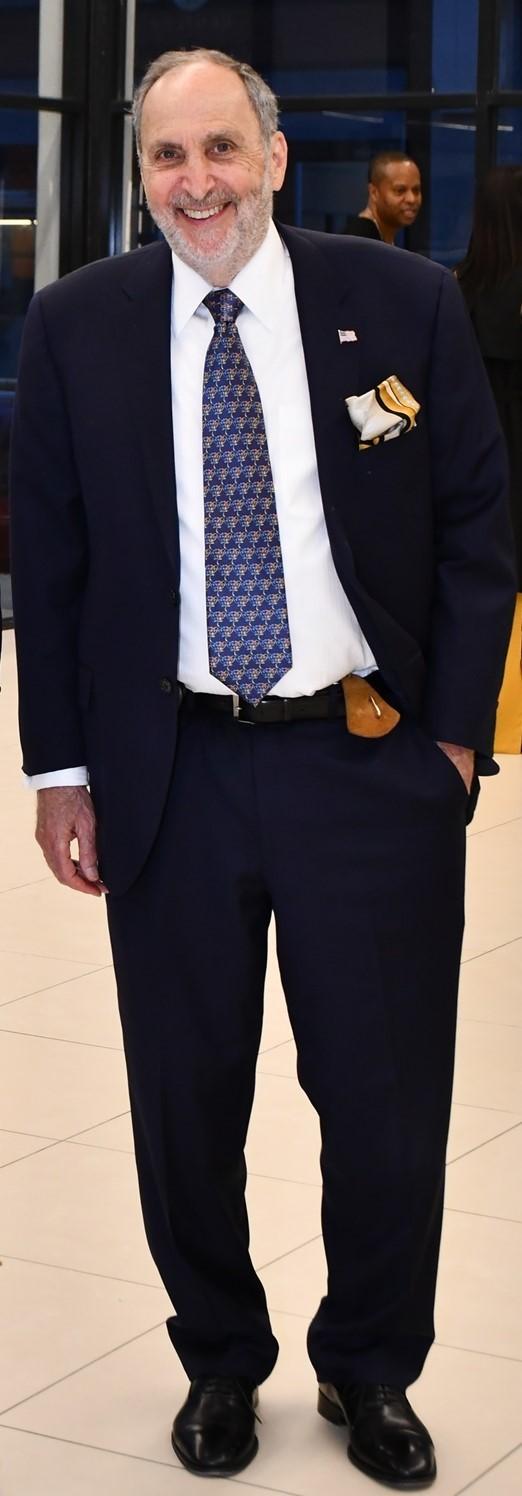 Warren Grossman Standing